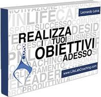 Iscriviti alla newsletter e scarica gratis l'e-book Realizza i Tuoi Obiettivi Adesso
