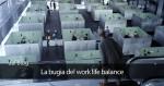 l'equlibrio tra casa e lavoro non esiste