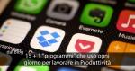 App per gestire meglio il tempo